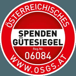 Spendenngütesiegel Ref.Nr. 06084